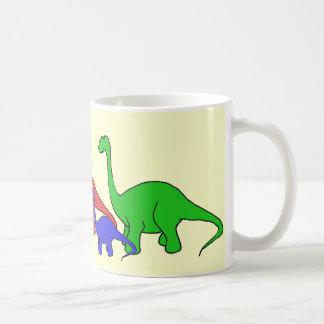 De los CF de los dinosaurios taza a montones