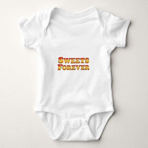 De los dulces ropa para siempre - solamente t shirt