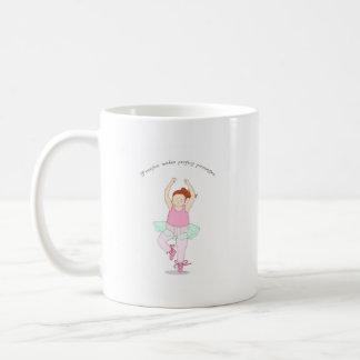 De los errores se aprende Pirouettes la taza