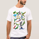 De los loros camiseta a montones