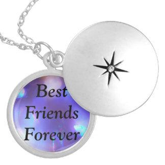 De los mejores amigos collar para siempre