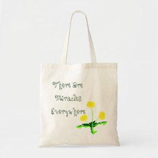De los milagros bolso por todas partes - bolsas de mano