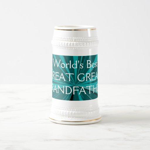 De los mundos gran grande mejor - cerveza de abuel jarra de cerveza