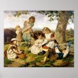 """De los niños de Sophie Anderson """"el libro de la hi Poster"""