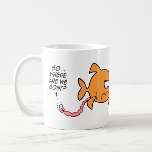De los pescados tazas bah