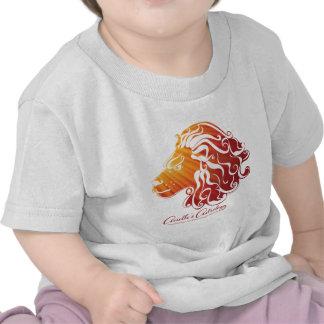 de los productos de los niños de la astrología d camiseta