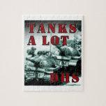 De los tanques ADO mucho Rompecabezas