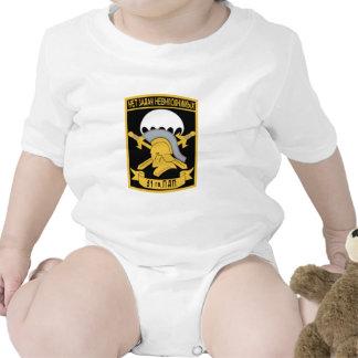 De luftbarne styrkers stofmerker 51st Guards Parac Tshirts