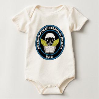 De luftbarne styrkers stofmerker Airborne Forces M Baby Bodysuit