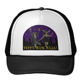 De lúpulo maúlla el gorra del año