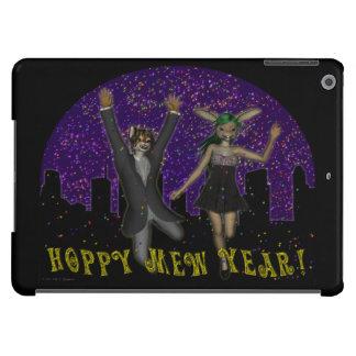De lúpulo maúlla la caja del aire del iPad del año Funda Para iPad Air