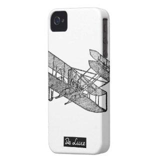 De Luxe Designs 'Kitty Hawk' iPhone 4/4s case