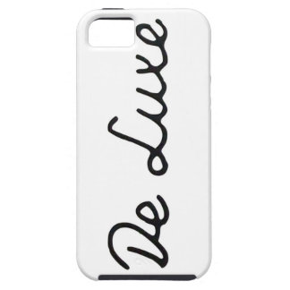 De luxe iPhone Case iPhone 5 Covers