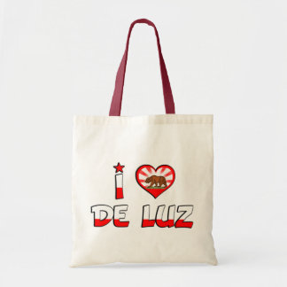 De Luz, CA Tote Bags