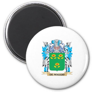 De-Maggio Coat of Arms - Family Crest Refrigerator Magnet