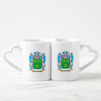 De-Maggio Coat of Arms - Family Crest Lovers Mug Sets
