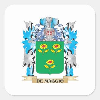 De-Maggio Coat of Arms - Family Crest Stickers