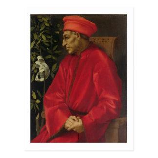 De Medici IL Vecchio de Cosimo 1389-1463 1518 Postal