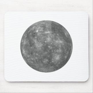 ~~ de MERCURY del PLANETA (Sistema Solar) Mousepads
