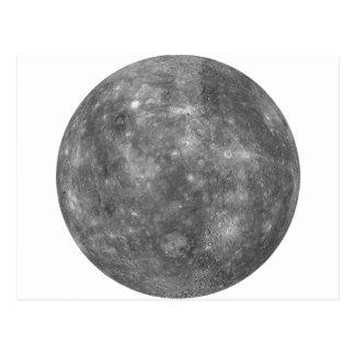 ~ de MERCURY del PLANETA (Sistema Solar) Postales