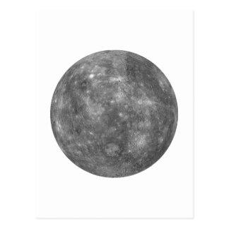 ~~ de MERCURY del PLANETA (Sistema Solar) Tarjetas Postales