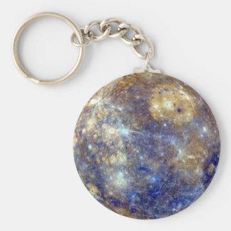 ~ de MERCURY v2 (Sistema Solar) del PLANETA Llavero Redondo Tipo Pin