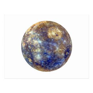 ~~ de MERCURY v2 (Sistema Solar) del PLANETA Postales