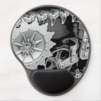 De metales pesados alfombrillas con gel