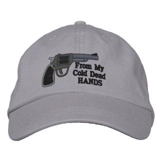 De mi enmienda fría de las manos muertas segundas gorras de beisbol bordadas