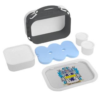 De-Molder Coat of Arms - Family Crest Lunch Box