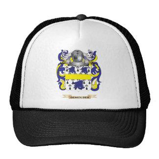 De Molder Coat of Arms Trucker Hat