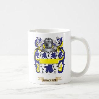 De Molder Coat of Arms Classic White Coffee Mug