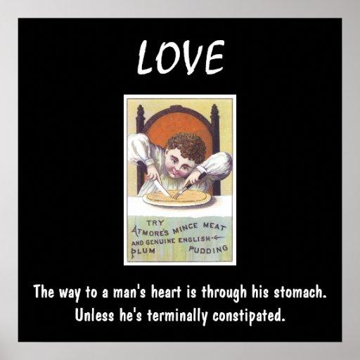 De-motivational Poster ~ LOVE