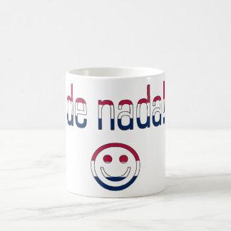 De Nada! America Flag Colors Coffee Mug