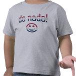 ¡De Nada! Colores de la bandera de América Camisetas