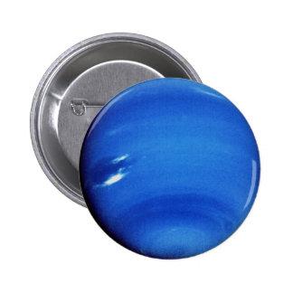 ~~~ de NEPTUNO v.3 (Sistema Solar) del PLANETA Pin Redondo De 2 Pulgadas