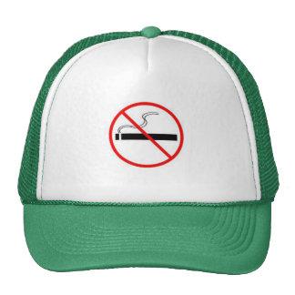 DE NO FUMADORES GORRO DE CAMIONERO