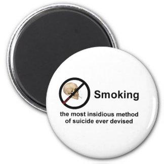 de no fumadores iman