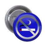 De no fumadores pin