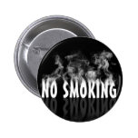 De no fumadores pins