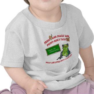 De nuevo a diseño preescolar apenas para los niños camiseta