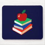 De nuevo a escuela, a los libros y a Apple Alfombrilla De Ratón