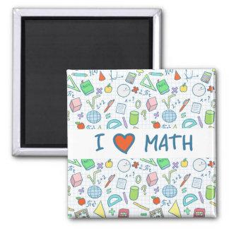 """De nuevo a escuela: """"Amo imán de la matemáticas"""""""