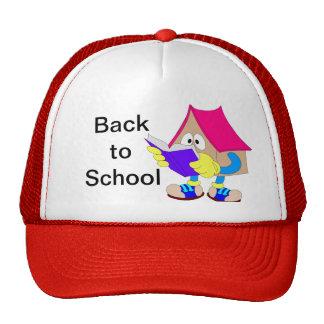 De nuevo a escuela gorras de camionero