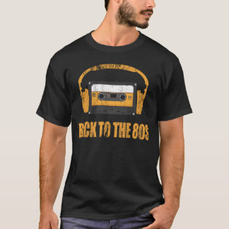 de nuevo a la música de los años 80 playera