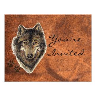 De nuevo a la naturaleza el lobo el fiesta anima anuncios