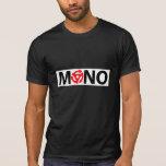 De nuevo a mono t shirts