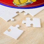 De nuevo al autobús escolar - diviértase puzzle