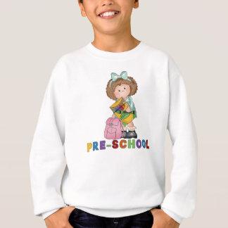 De nuevo al regalo preescolar de la escuela para remera
