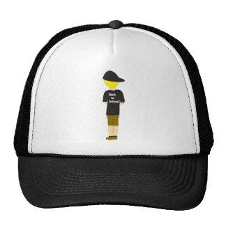 """""""De nuevo gorra de la escuela"""""""
